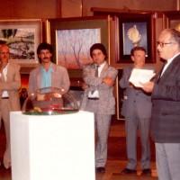 Mostra Internacional d'Arts Plàstiques 1988